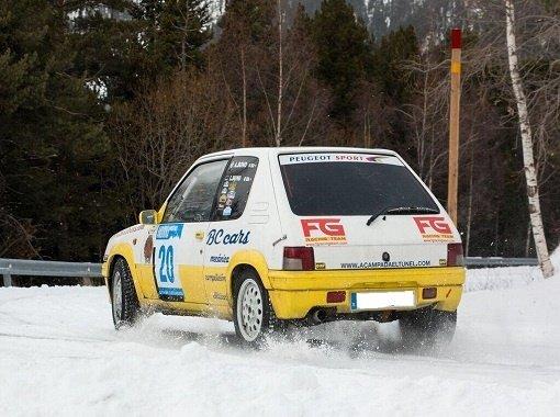 Restauración de clásicos BC Cars - Peugeot 205 Rally