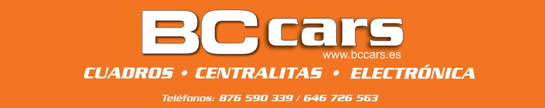 Logotipo BC Cars